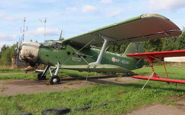 RF-02347 - DOSAAF / ROSTO Antonov An-2