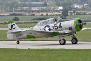N3665F - Private North American Harvard/Texan (AT-6, 16, SNJ series) aircraft