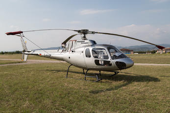 D-HAUF - Private Aerospatiale AS350 Squirrel HT.1 & 2