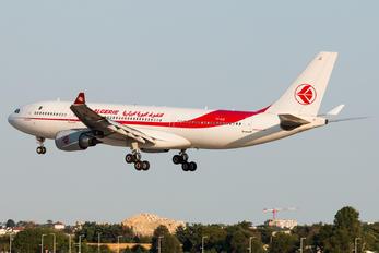 7T-VJZ - Air Algerie Airbus A330-200