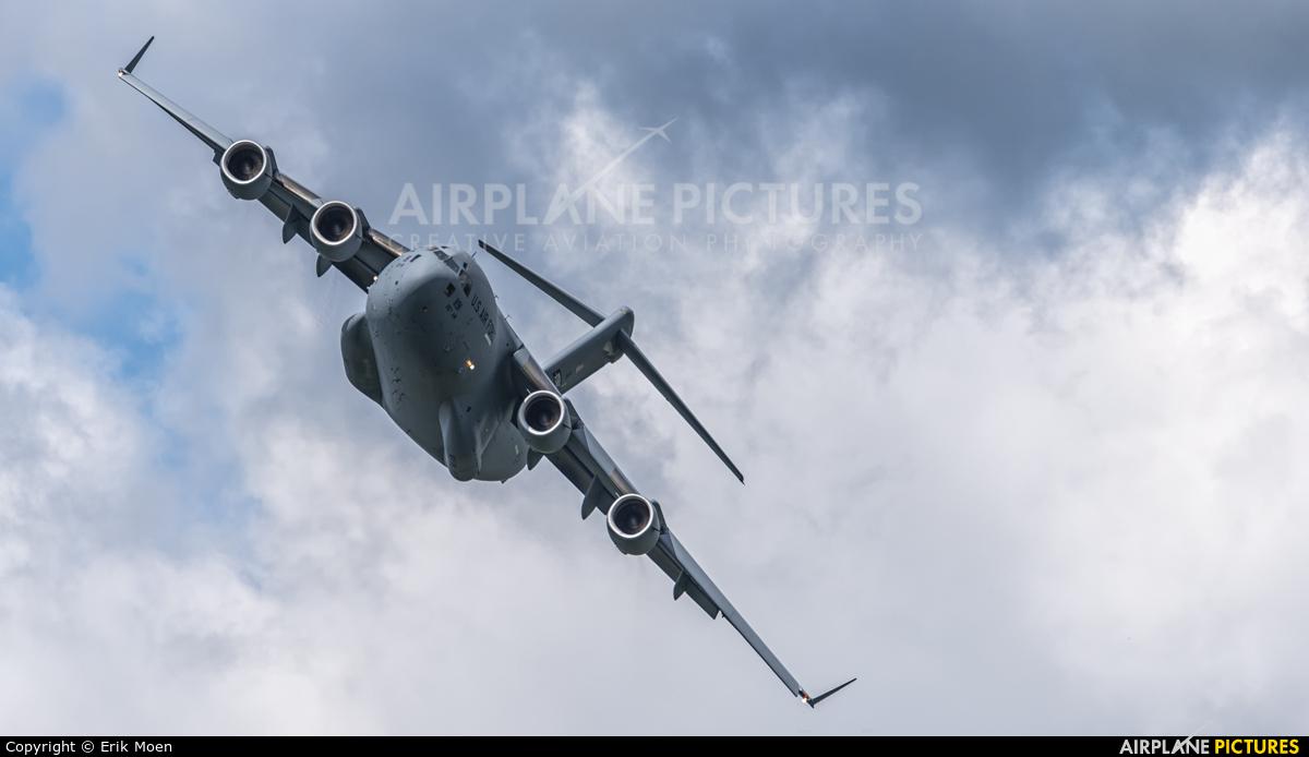 USA - Air National Guard 91191 aircraft at Stewart International Airport