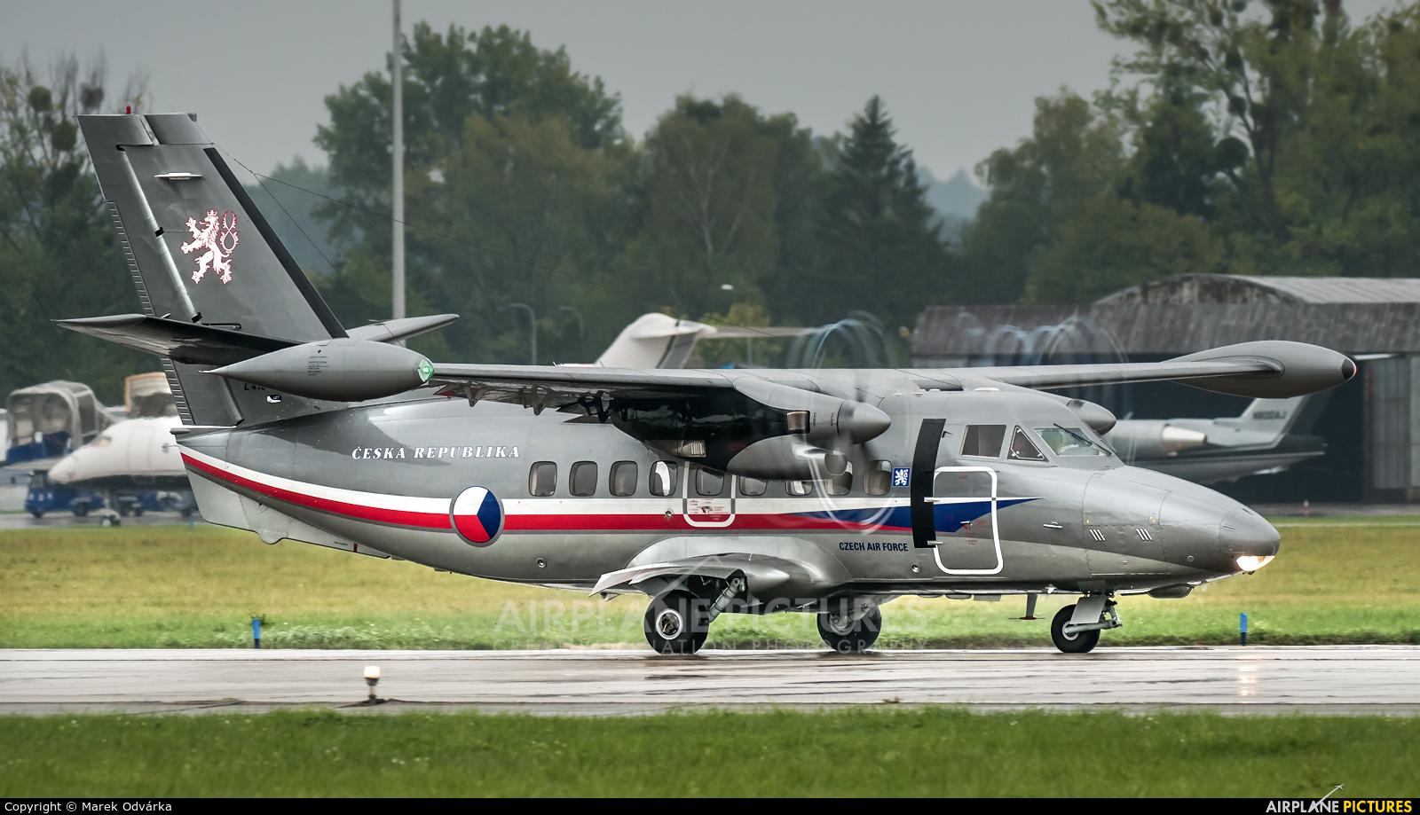Czech - Air Force 2601 aircraft at Ostrava Mošnov