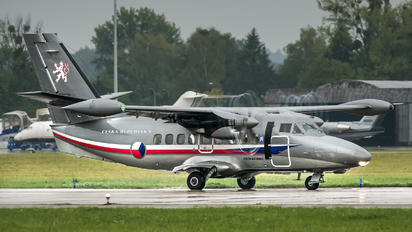2601 - Czech - Air Force LET L-410UVP-E Turbolet