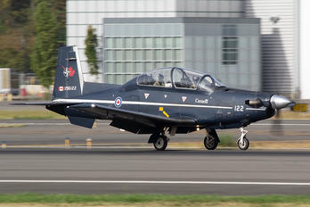 156122 - Canada - Air Force Hawker Beechcraft CT-156 Harvard II
