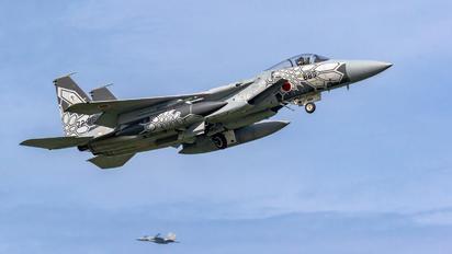 72-8885 - Japan - Air Self Defence Force Mitsubishi F-15J