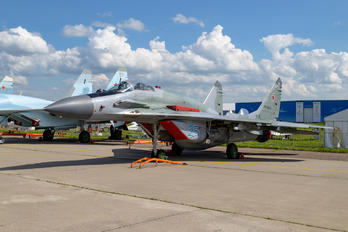 RF-90858 - Russia - Air Force Mikoyan-Gurevich MiG-29SMT