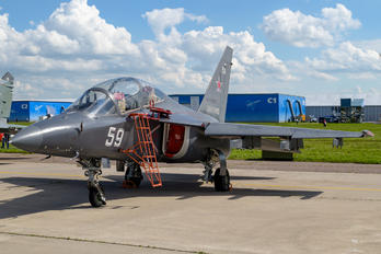 RF-44574 - Russia - Air Force Yakovlev Yak-130