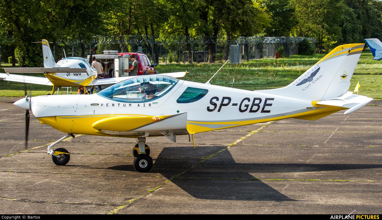 Ventum Air SP-GBE aircraft at Warsaw - Babice