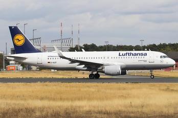 D-AIZP - Lufthansa Airbus A320