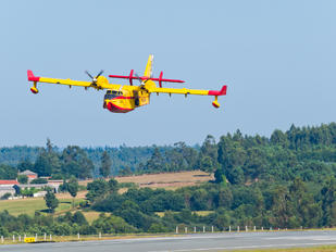 UD.13-26 - Spain - Air Force Canadair CL-215T