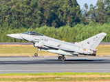 C.16-64 - Spain - Air Force Eurofighter Typhoon aircraft