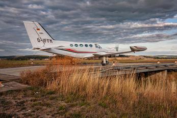 D-IFFM - Heli-Flight Cessna 414