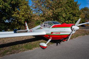 D-KIAZ - Private Scheibe-Flugzeugbau SF-25 Falke