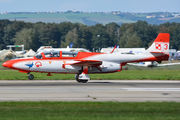 3 - Poland - Air Force: White & Red Iskras PZL TS-11 Iskra aircraft