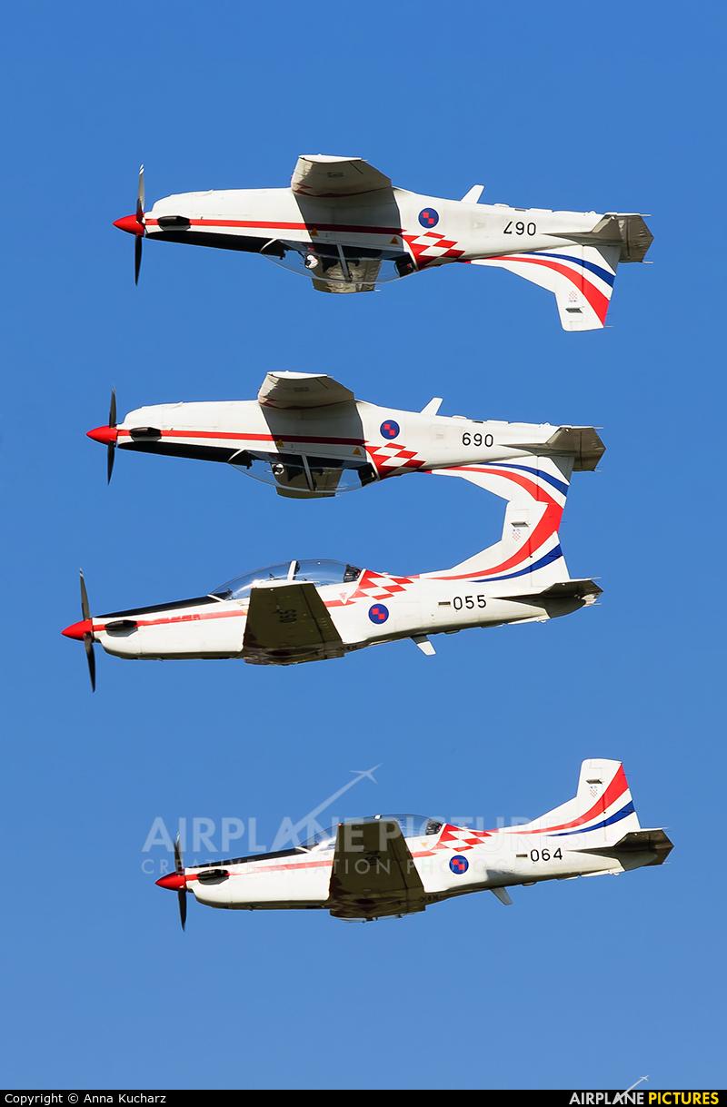 Croatia - Air Force 067 aircraft at Ostrava Mošnov