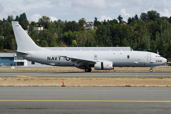 169345 - USA - Navy Boeing P-8A Poseidon