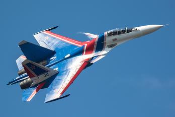 "RF-81701 - Russia - Air Force ""Russian Knights"" Sukhoi Su-30SM"