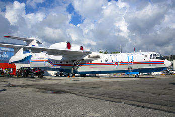 RF-32768 - Russia - МЧС России EMERCOM Beriev Be-200