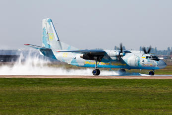 05 YELLOW - Ukraine - Air Force Antonov An-26 (all models)