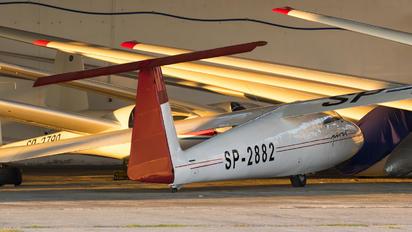 SP-2882 - Aeroklub Warszawski PZL SZD-30 Pirat