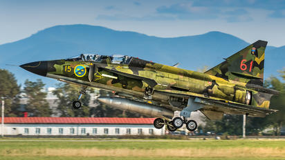 SE-DXO - Swedish Air Force Historic Flight SAAB SK 37 Viggen