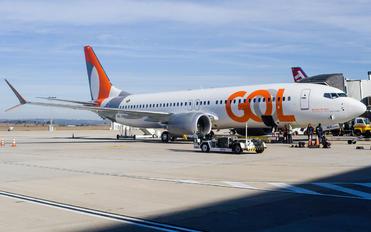 PR-XMA - GOL Transportes Aéreos  Boeing 737-8 MAX