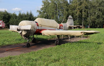 RA-2682G - DOSAAF / ROSTO Yakovlev Yak-52