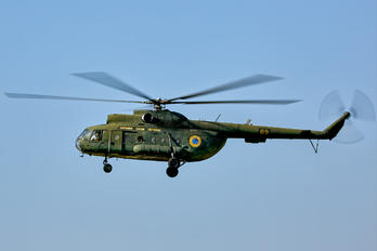 09 - Ukraine - Air Force Mil Mi-8T