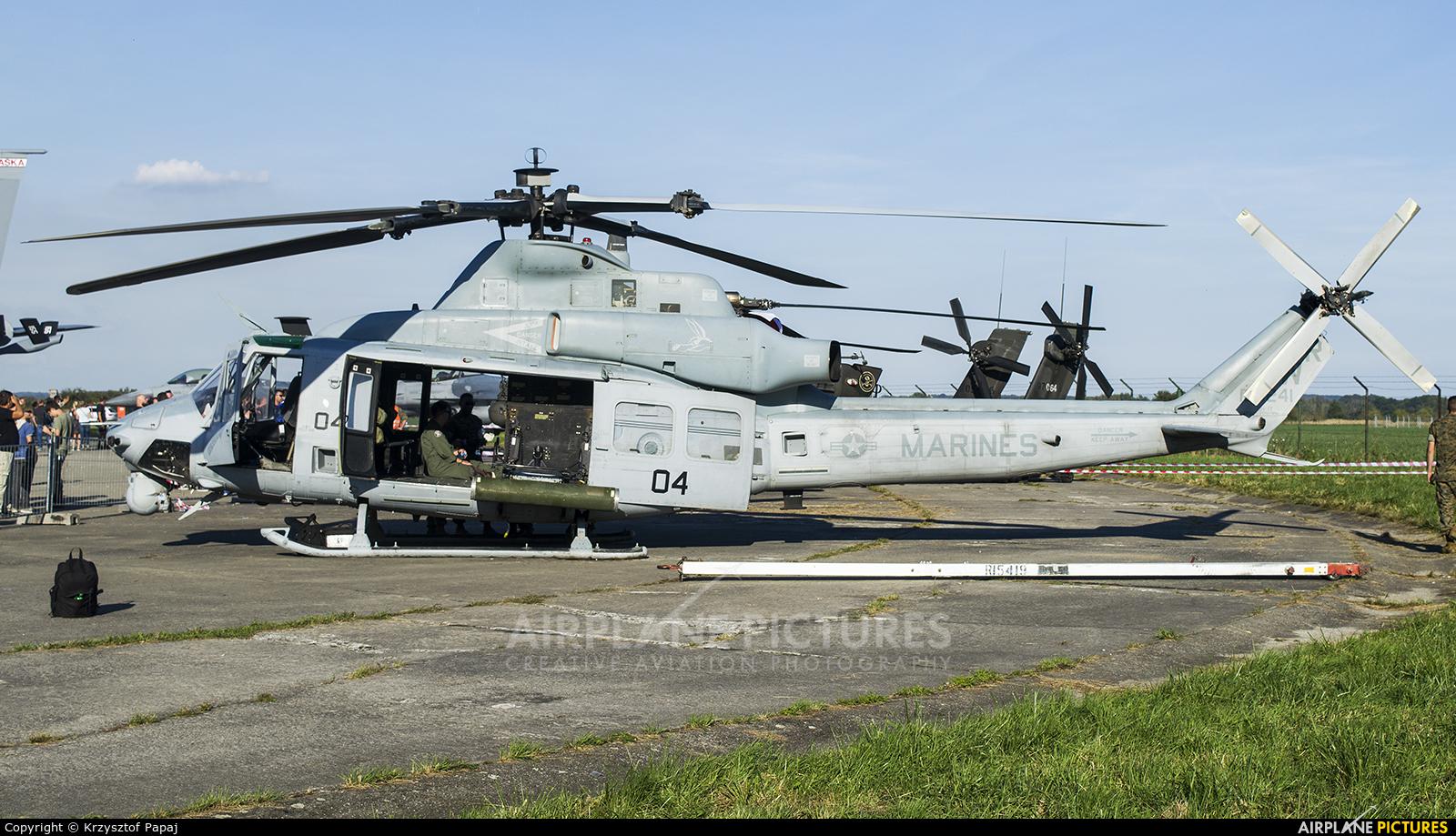 USA - Marine Corps 169241 aircraft at Ostrava Mošnov