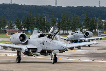 81-0959 - USA - Air Force Fairchild A-10 Thunderbolt II (all models)