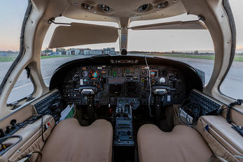 D-IHAG - Private Cessna 551 Citation II SP