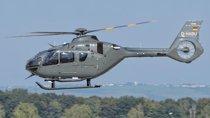 D-HABU - Germany - Army Airbus Helicopters H135