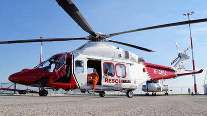 G-CGIJ - CHC Scotia Agusta Westland AW139