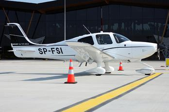 SP-FSI - Private Cirrus SR22