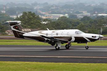 N152X - Private Pilatus PC-12