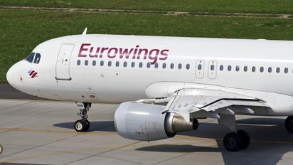 D-ABNK - Eurowings Airbus A320