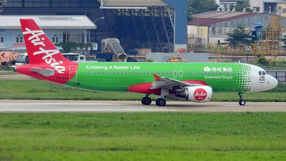 9M-AFT - AirAsia (Malaysia) Airbus A320