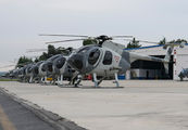 1136 - Mexico - Air Force MD Helicopters MD-530F aircraft