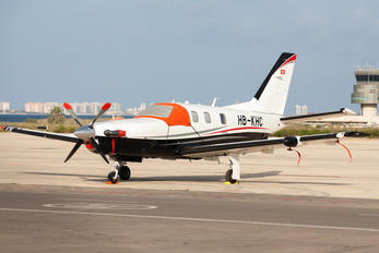 HB-KHC - Private Socata TBM 700