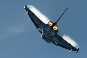 ZK318 - Royal Air Force Eurofighter Typhoon FGR.4