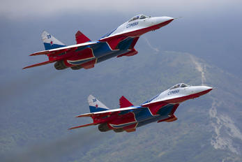 29 - Russia - Air Force Mikoyan-Gurevich MiG-29