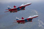 29 - Russia - Air Force Mikoyan-Gurevich MiG-29 aircraft