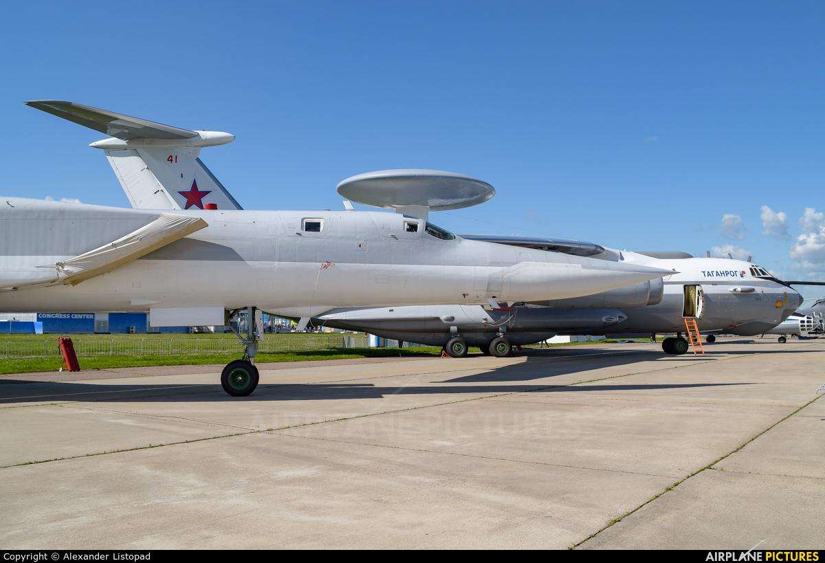 Russia - Air Force RF-94137 aircraft at Ramenskoye - Zhukovsky