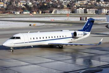 OY-VEG - Execujet Scandinavia Canadair CL-600 CRJ-850