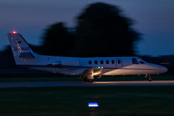 D-IHAG - Private Cessna 551 Citation II SP