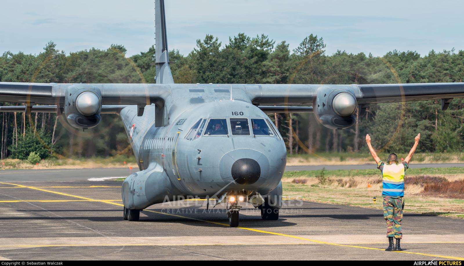 France - Air Force 160 aircraft at Kleine Brogel