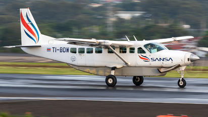 TI-BDW - Sansa Airlines Cessna 208 Caravan