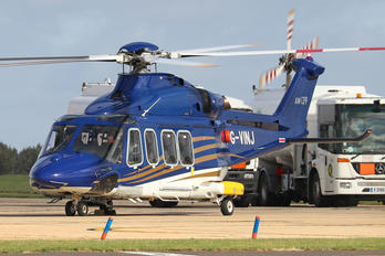 G-VINJ - Bond Offshore Helicopters Agusta Westland AW139