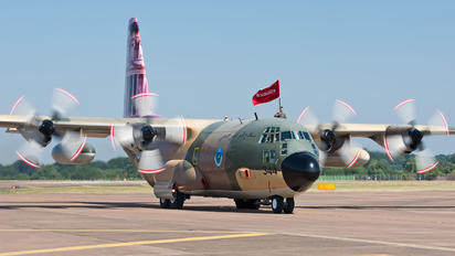 344 - Jordan - Air Force Lockheed C-130H Hercules
