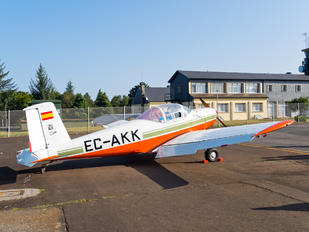 EC-AKK - Real Aero Club de Santiago AISA  I-11B